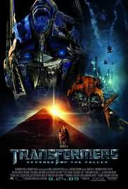 Transformers - Revenge of the Fallen (2009) (BRRip)