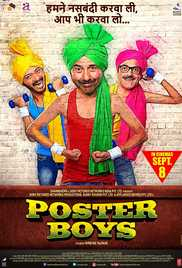 Poster Boys (2017) (DVD Rip) - New BollyWood Movies