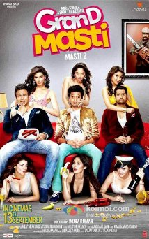 Grand Masti (2013) (DVD Rip) - Bollywood Movies