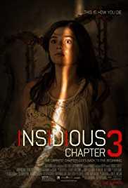 Insidious Chapter 3 (2015) Eng (BluRay) - Insidious All Series