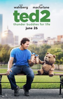 Ted 2 (2015)  (BR Rip) - New Hollywood Dubbed Movies