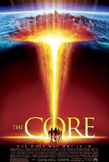 The Core (2003) (Dvd) - Hollywood Movies Hindi Dubbed
