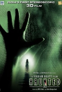 Haunted 3D (2011) (DVD) - Bollywood Movies