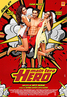 Main Tera Hero (2014) (BluRay)