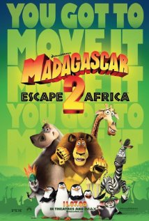 Madagascar 2 Escape 2 Africa (2008)(Dvd Rip) - Cartoon Dubbed Movies