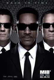 Men in Black 3 (2012) (BluRay) - Men in Black All Series