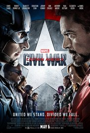 Captain America: Civil War (2016) (BR Rip) - New Hollywood Dubbed Movies