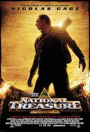 National Treasure (2004) (BluRay) - National Treasure All Series