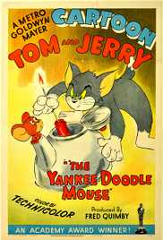 011  The Yankee Doodle Mouse (Tom & Jerry) (1943) - Tom & Jerry