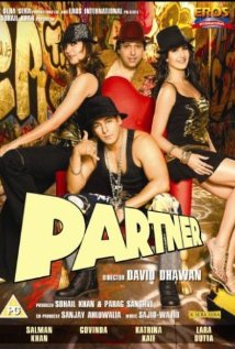 Partner (2007) (DVD) - Bollywood Movies