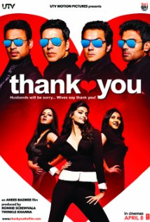 Thank You (2011) (DVD Rip) - Bollywood Movies