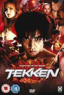 Tekken (2010) (BR Rip) - Hollywood Movies Hindi Dubbed