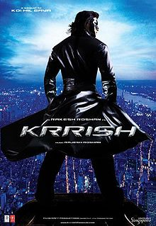 Krrish (2006) (DVD)  - Bollywood Movies