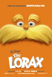 The Lorax (2012) (Br Rip) - Cartoon Dubbed Movies