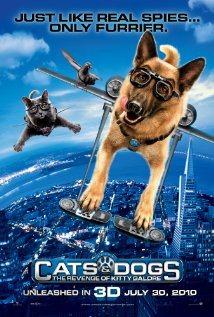Cats & Dogs The Revenge of Kitty Galore (2010) (Br Rip) - Cartoon Dubbed Movies