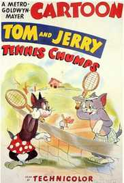 046  Tennis Chumps (Tom & Jerry) (1949) - Tom & Jerry