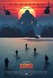 Kong Skull Island (2017) (BluRay)