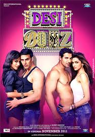 Desi Boyz (2011) (DVD ) - Bollywood Movies