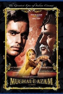 Mughal-E-Azam (1960) (Dvd Rip) - Evergreen Bollywood Movies
