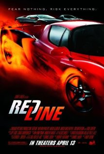 Redline (2007) (DVD)  - Hollywood Movies Hindi Dubbed