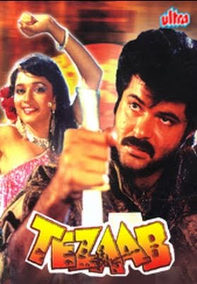 Tezaab (1988) (DVD) - Evergreen Bollywood Movies