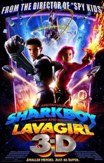 The Adventures of Sharkboy and Lavagirl (2005) (BR Rip) - Hollywood Movies Hindi Dubbed