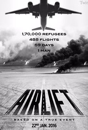 Airlift (2016) (BluRay)