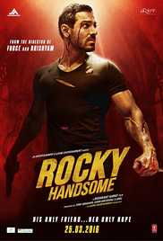 Rocky Handsome (2016) (DVD Rip)