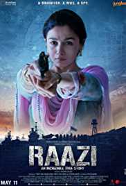 Raazi (2018) (BluRay)