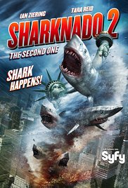 Sharknado 2 The Second One (2014) (BR Rip) - New Hollywood Dubbed Movies