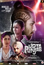 Udta Punjab (2016) (DVDrip) - New BollyWood Movies