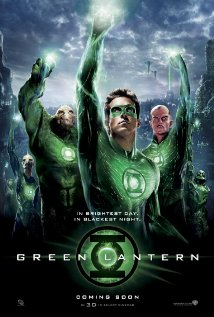 Green Lantern (2011) (DVD) - Hollywood Movies Hindi Dubbed