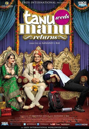 Tanu Weds Manu Returns (2015)  (BRRip)