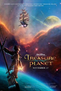 Treasure Planet (2002) (Br rip) - Hollywood Movies Hindi Dubbed