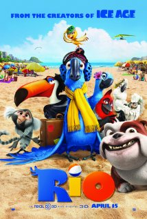 Rio (2011) (Dvd Rip)  - Cartoon Dubbed Movies