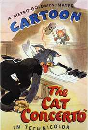 029  The Cat Concerto (Tom & Jerry) (1947) - Tom & Jerry