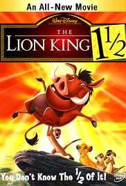 The Lion King 3 (2004) (BluRay)