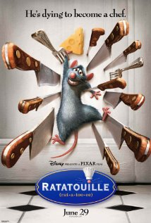 Ratatouille (2007) (Dvd Rip) - Cartoon Dubbed Movies