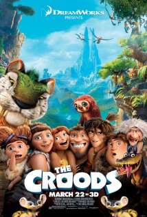 The Croods (2013) (Bluray) - Hollywood Movies Hindi Dubbed