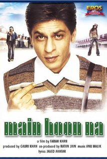 Main Hoon Na (2004) (DVD) - Bollywood Movies