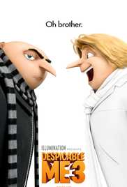 Despicable Me 3 (2017) (BluRay) - Despicable Me All Series