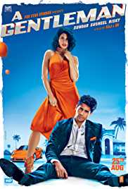 A Gentleman (2017) (DVD Rip) - New BollyWood Movies