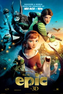 Epic (2013) (BluRay) - Cartoon Dubbed Movies