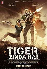Tiger Zinda Hai (2017) (BluRay)