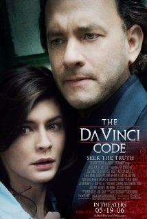The Da Vinci Code (2006) (Dvd)  - Hollywood Movies Hindi Dubbed