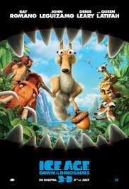 Ice Age - Dawn of the Dinosaurs (2009) (BRRip) - Ice Age All Series