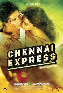 Chennai Express (2013) (DVD) - Bollywood Movies