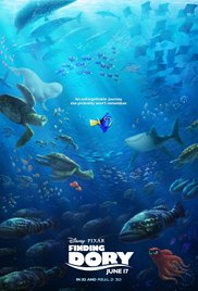 Finding Dory (2016) (HDTS) - Cartoon Dubbed Movies