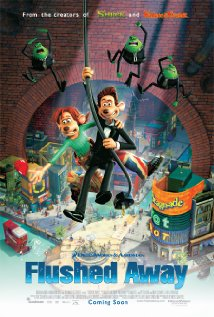 Flushed Away (2006) (DVD)