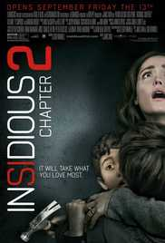 Insidious Chapter 2 (2013) (BRRip) - Insidious All Series
